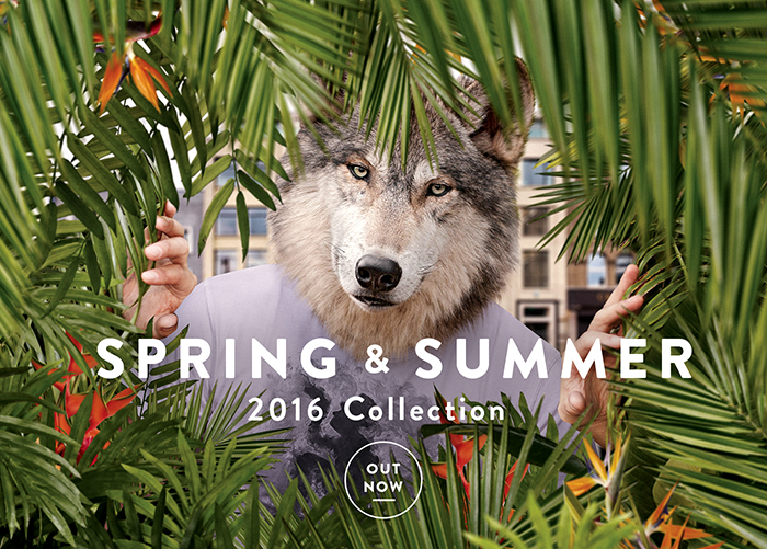 Spring & Summer 2016 Collection