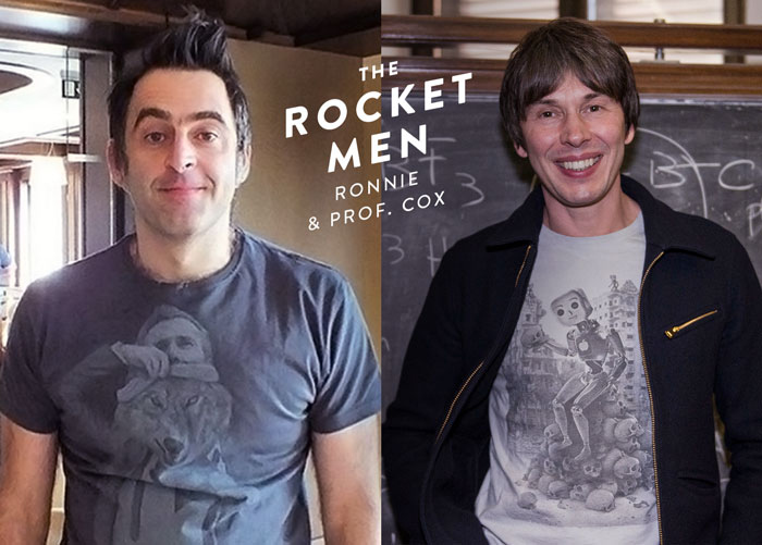 The Rocket Men