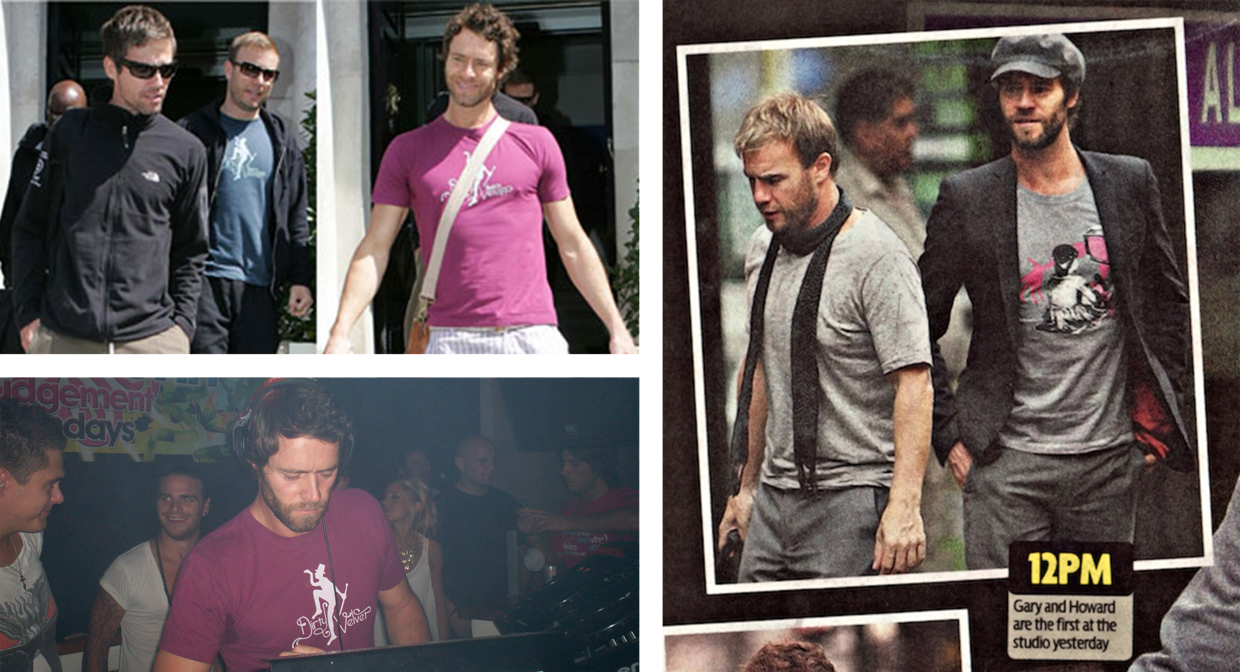 Howard donald wodv