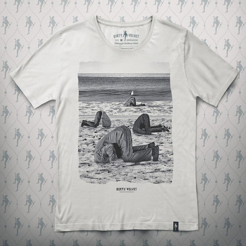 Head in the Sand T-shirt