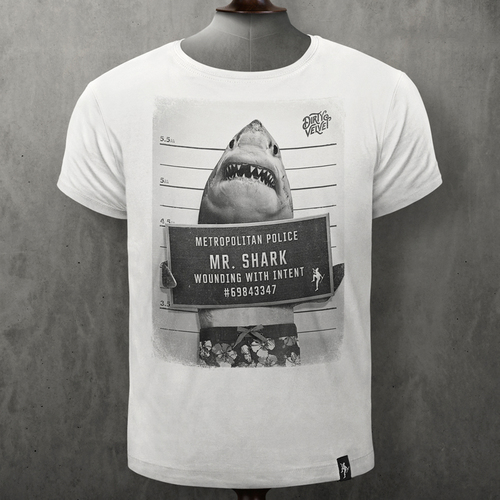Mr. Shark T-shirt