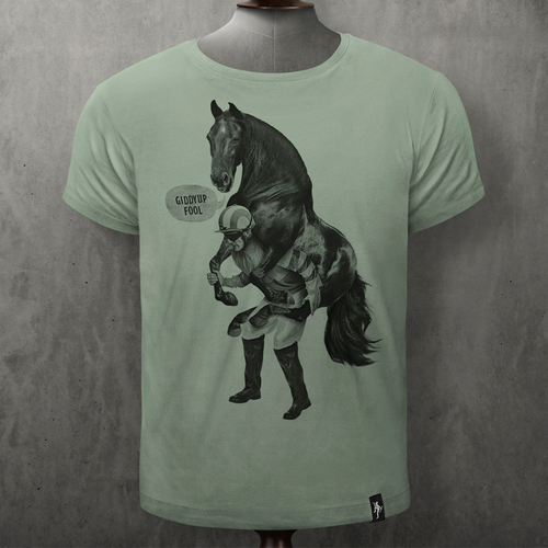 Piggy Back T-shirt