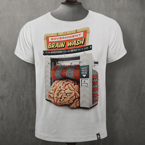 Brainwash T-shirt