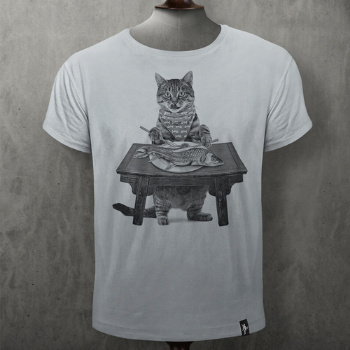 Fish Supper T-shirt