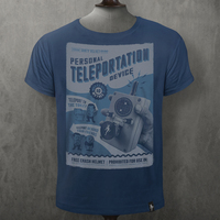 Teleportation Device T-shirt