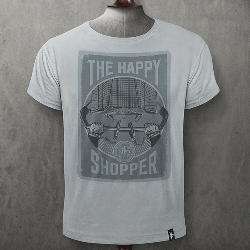 The Happy Shopper T-shirt