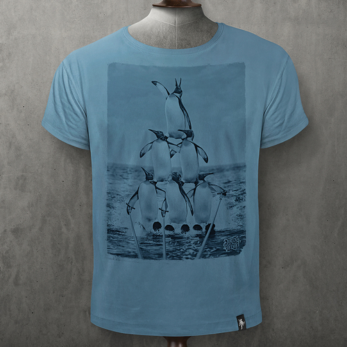 Team Antarctic T-shirt