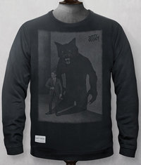 Shadowman Pullover