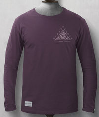 Pyramid Long Sleeve T-shirt