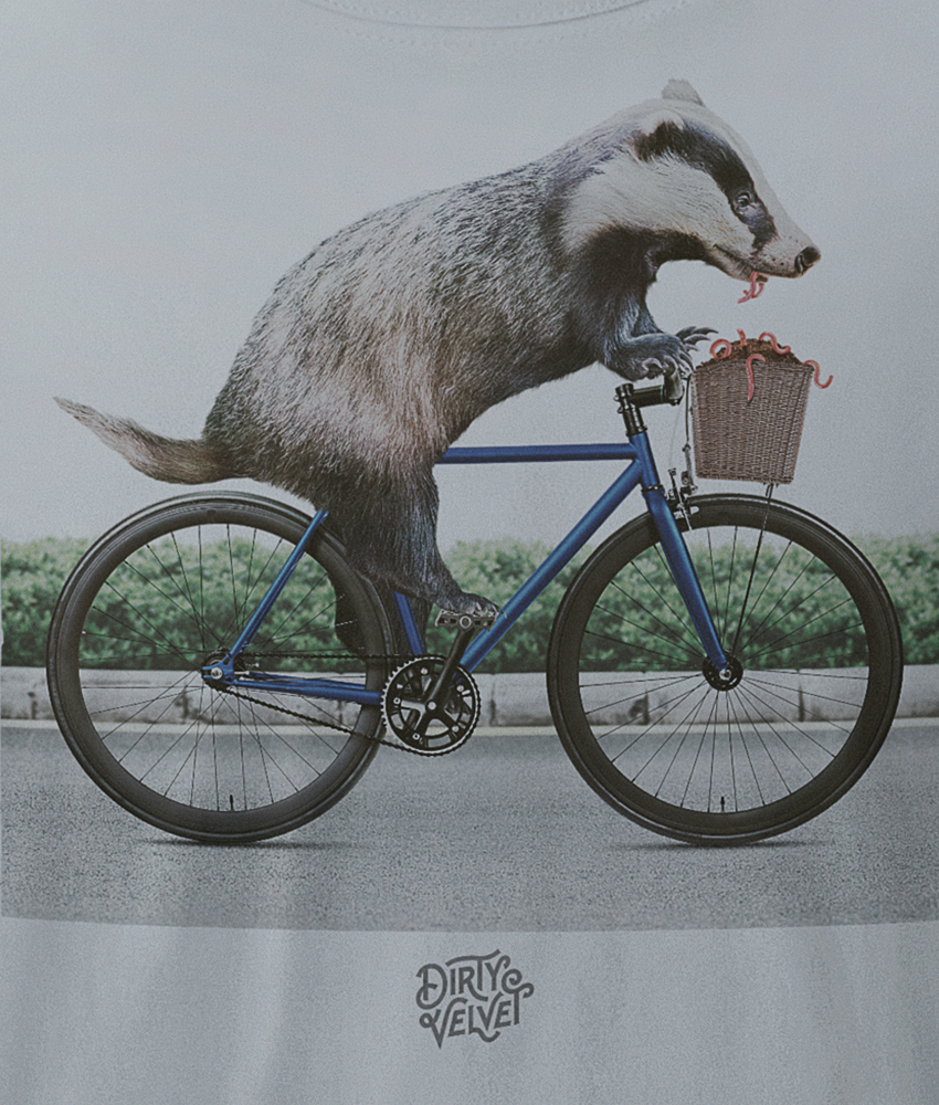 Dv76901 biker badger